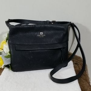 Kate Spade genuine leather crossbody bag